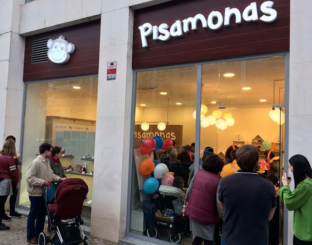 Pisamonas Sevilla Nueva tienda fisica