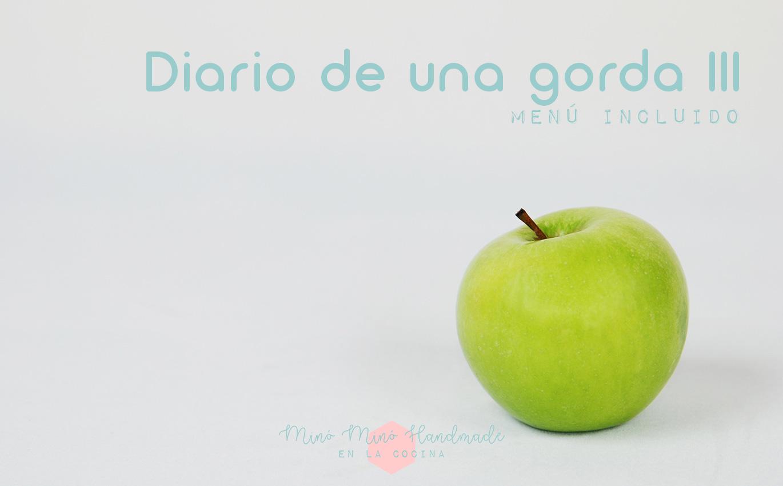 Diario de una gorda 3