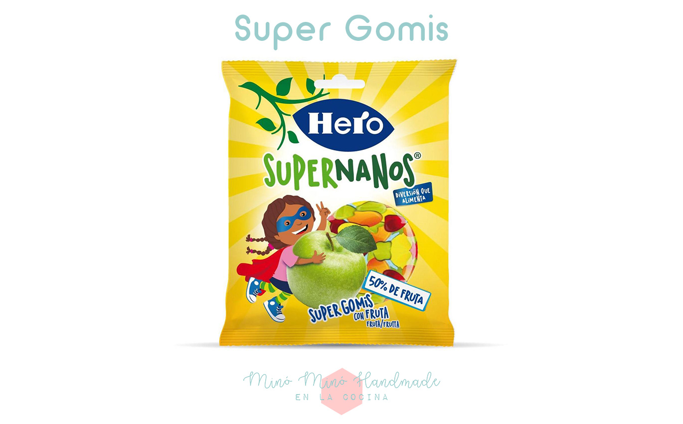 Hero SuperNanos Sello de calidad