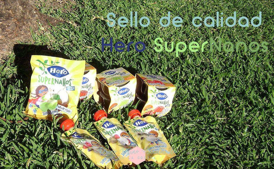 Sello de calidad #HeroSuperNanos